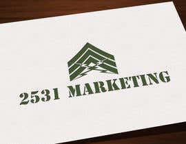 #53 untuk Design a Logo for 2531Marketing.com oleh kalart