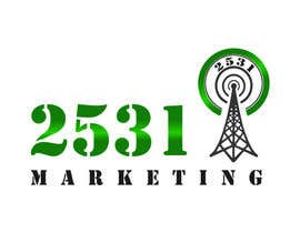 #29 untuk Design a Logo for 2531Marketing.com oleh alvishgajera