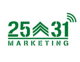#119 for Design a Logo for 2531Marketing.com by lrrehman