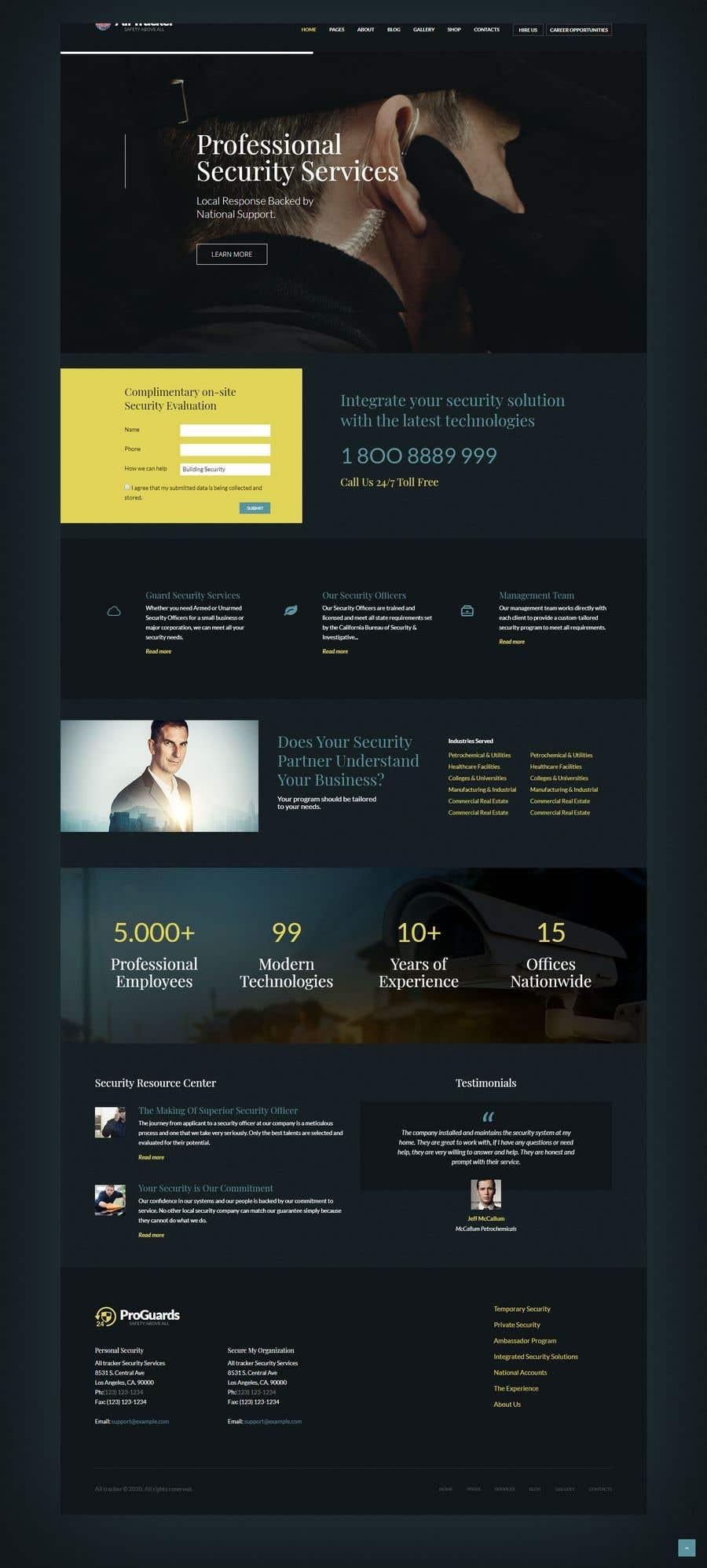 Konkurrenceindlæg #                                        2                                      for                                         Website Design