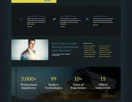 #2 for Website Design af faridahmed97x