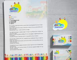 designersajal34 tarafından Daycare Letterhead and Business Card için no 251