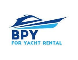 #8 for Yacht logo with the letters BPY by asa59566ac87c985