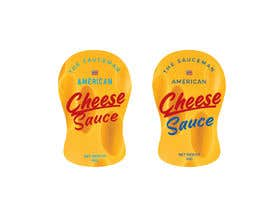 #5 for American Cheese Sauce Label - 06/08/2020 16:42 EDT af eling88