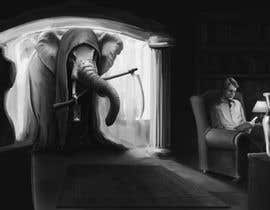 """#232 for Wall art: """"The Elephant in the Room"""" af Faelgath"""