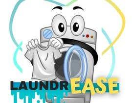 Nro 30 kilpailuun Logo Design for a Mobile Laundry Service käyttäjältä nrzzj