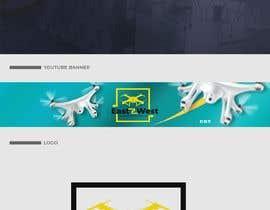Nro 71 kilpailuun Logo, Banner for YouTube channel käyttäjältä Ziad99