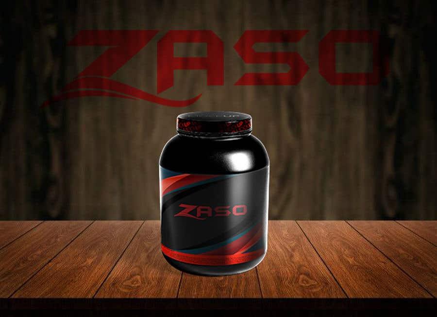 Penyertaan Peraduan #                                        161                                      untuk                                         Make me a logo with our brand name: ZASO