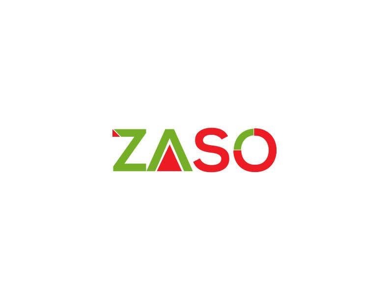 Penyertaan Peraduan #                                        49                                      untuk                                         Make me a logo with our brand name: ZASO