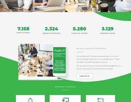Nro 28 kilpailuun Corporate Profile - Website, Single Page Flyer Design & Email Marketing Newsletter käyttäjältä asmapia7457