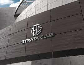 Nro 117 kilpailuun Strata Club Company Logo käyttäjältä momotaz838