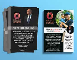 #22 untuk Create 2 Flyers For Donation Requests oleh designgalaxy22