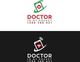 Nro 555 kilpailuun Create a Logo and Icons for Instant Telemedicine Service käyttäjältä Muneebsafdar01