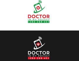Nro 556 kilpailuun Create a Logo and Icons for Instant Telemedicine Service käyttäjältä Muneebsafdar01
