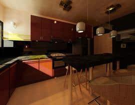 kayps1 tarafından Design a Unique Modern Kitchen için no 39