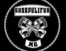 Nro 11 kilpailuun Make a logo for motorcycle club käyttäjältä stanys1