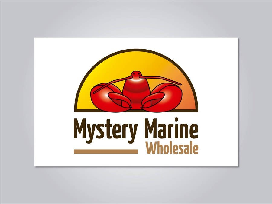Konkurrenceindlæg #                                        23                                      for                                         Logo Design for Mystery Marine Wholesale