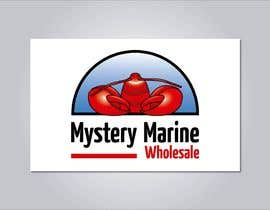 #29 for Logo Design for Mystery Marine Wholesale af macper