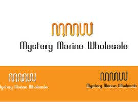 #26 for Logo Design for Mystery Marine Wholesale af Aakashbansal32