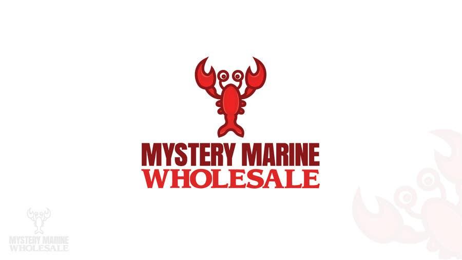 Inscrição nº                                         28                                      do Concurso para                                         Logo Design for Mystery Marine Wholesale