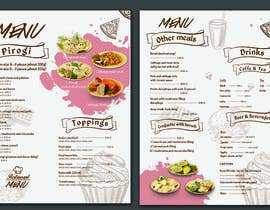 #42 for Refresh restaurant menu by Nayefhaque