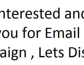 #4 for Email Marketing Campaign af adnanbahrian