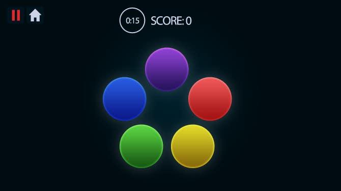 Kilpailutyö #6 kilpailussa Develop UI for Mobile Game