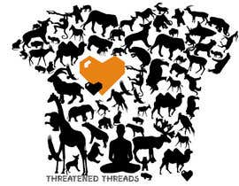 "#19 for Design a Logo for ""Threatened Threads"" by ayoubchouak"