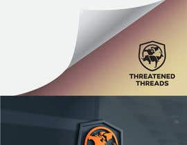"#38 pentru Design a Logo for ""Threatened Threads"" de către AalianShaz"