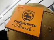 "Graphic Design Kilpailutyö #100 kilpailuun Design a Logo for ""Threatened Threads"""