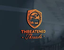 "#101 pentru Design a Logo for ""Threatened Threads"" de către AalianShaz"