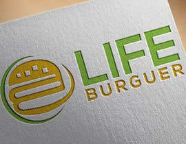 "#71 для Build brand image and logo for ""LIFE BURGUER"" от dudnahar"