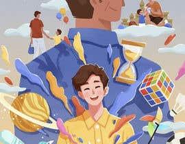 Nro 20 kilpailuun illustrator for a children's poetry book käyttäjältä AHippySoul