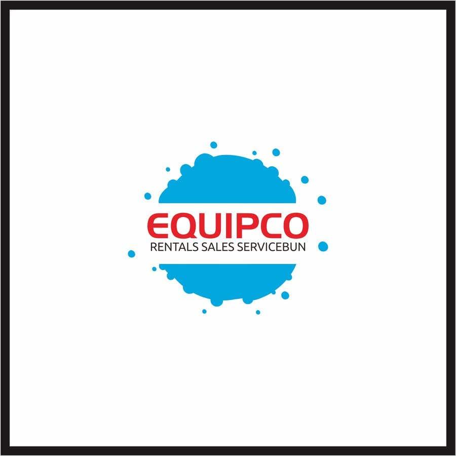 Bài tham dự cuộc thi #                                        410                                      cho                                         EQUIPCO Rentals Sales Service