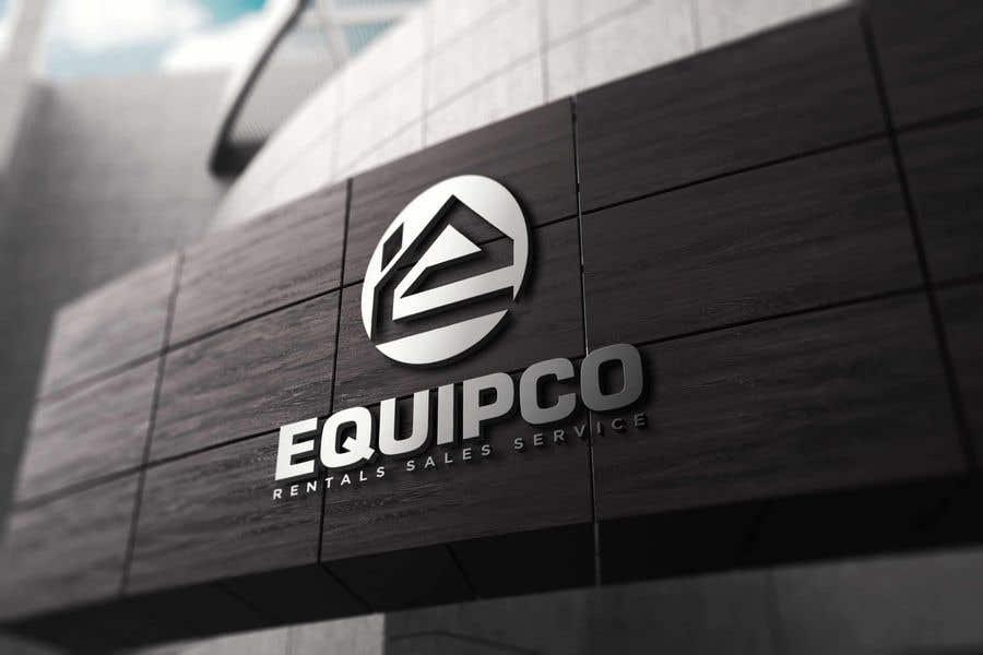 Bài tham dự cuộc thi #                                        41                                      cho                                         EQUIPCO Rentals Sales Service
