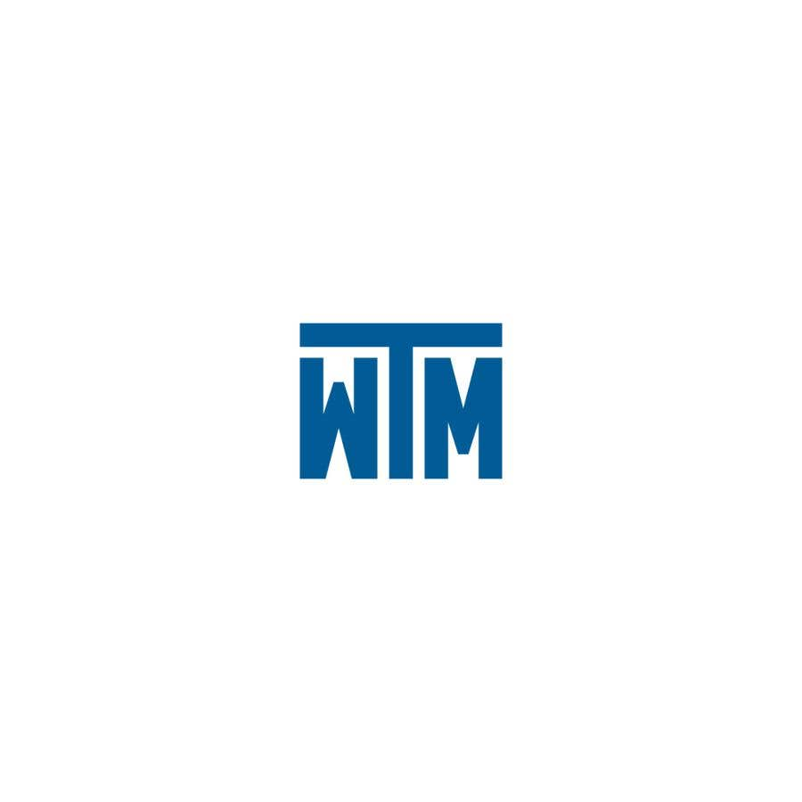 "Contest Entry #                                        164                                      for                                         Create a company logo with the letters ""WTM"" in it."