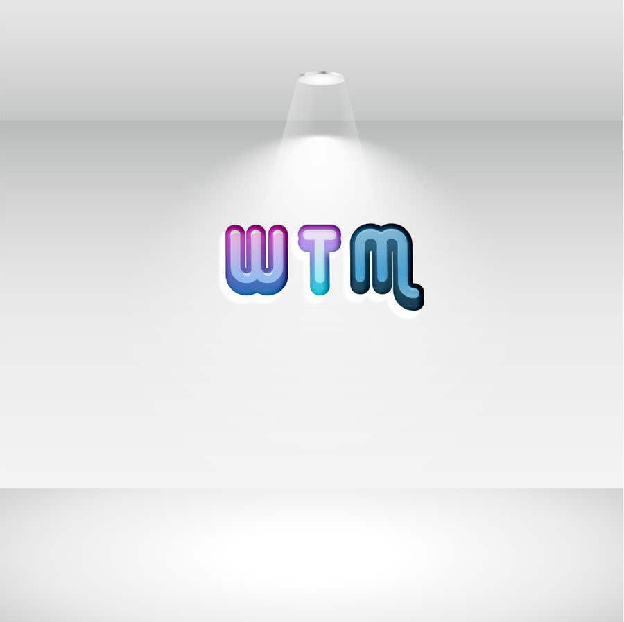 """Contest Entry #                                        174                                      for                                         Create a company logo with the letters """"WTM"""" in it."""