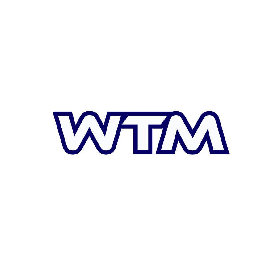 """Contest Entry #                                        175                                      for                                         Create a company logo with the letters """"WTM"""" in it."""