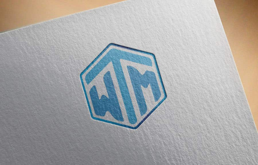"""Contest Entry #                                        181                                      for                                         Create a company logo with the letters """"WTM"""" in it."""