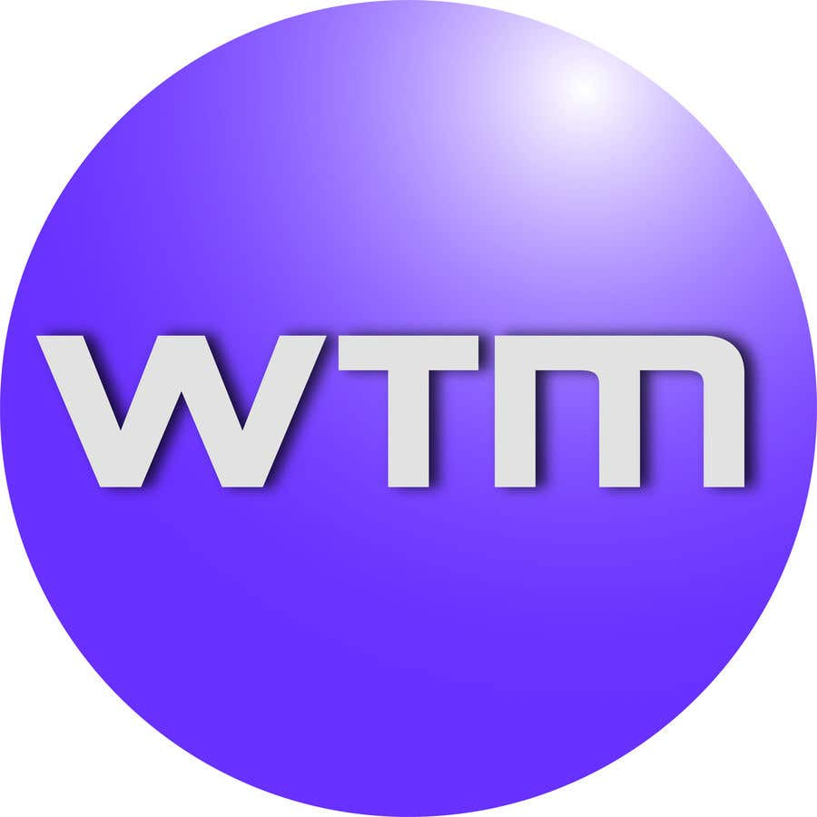 "Contest Entry #                                        58                                      for                                         Create a company logo with the letters ""WTM"" in it."
