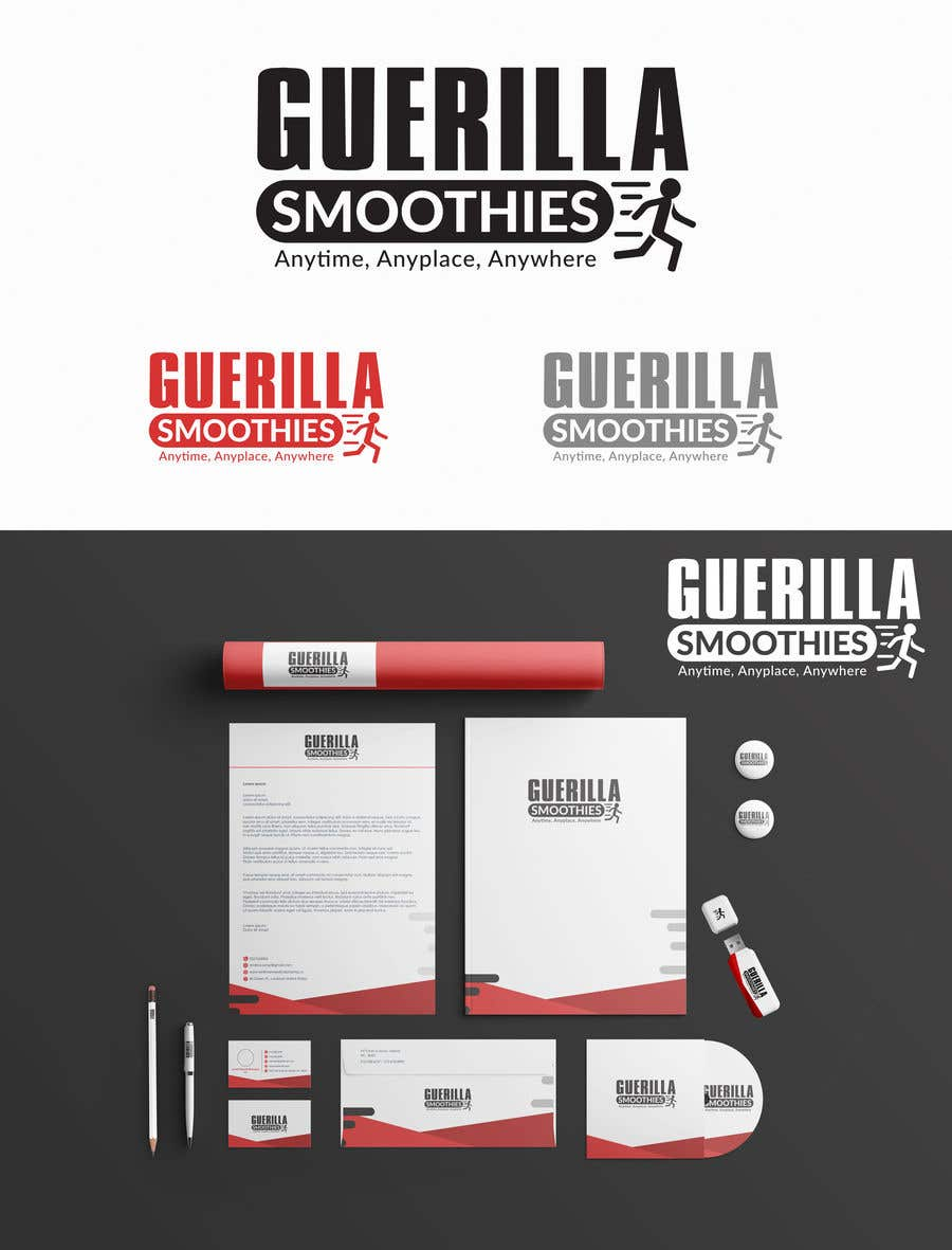 Contest Entry #                                        23                                      for                                         Simple logo and package branding