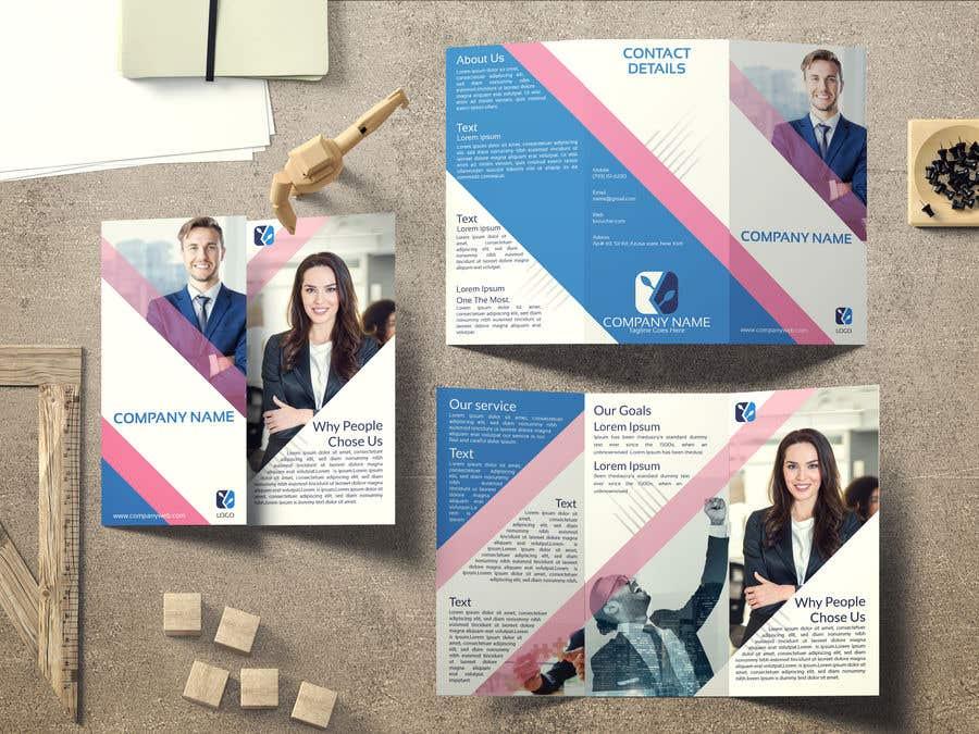 Kilpailutyö #                                        47                                      kilpailussa                                         Promotional Brochure