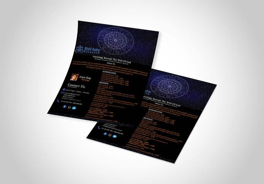 Kilpailutyö #                                        12                                      kilpailussa                                         Promotional Brochure