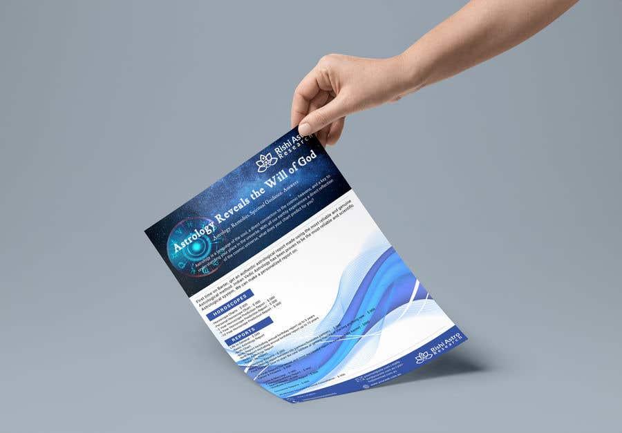 Kilpailutyö #                                        48                                      kilpailussa                                         Promotional Brochure