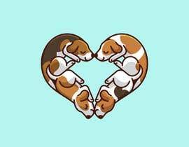Nro 4 kilpailuun Dog Love Poster käyttäjältä IvyannRomijn