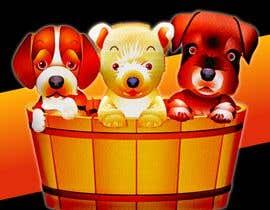 Nro 3 kilpailuun Dog Love Poster käyttäjältä Mbn1