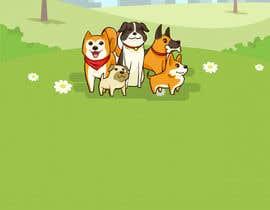 Nro 18 kilpailuun Dog Love Poster käyttäjältä Mbn1