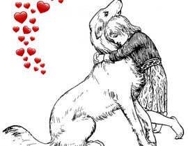 Nro 19 kilpailuun Dog Love Poster käyttäjältä Mbn1