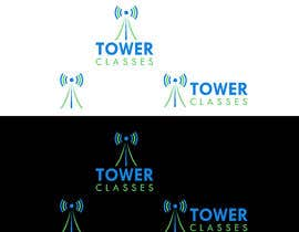 #361 for Create a logo for TOWER CLASSES by bandashahin