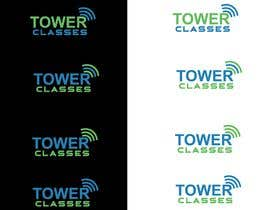#376 for Create a logo for TOWER CLASSES by freelancer55p